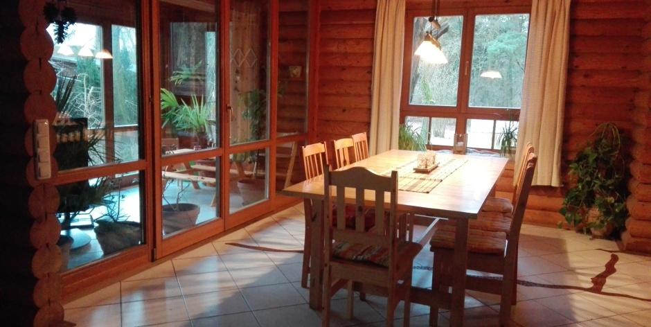 Holzhaus Am See Das Holzhaus Am See